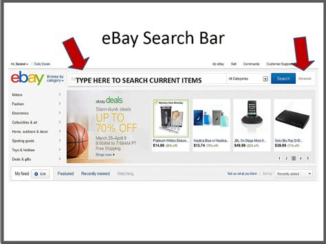 How Do I Search For On Ebay Make More Money By Listing On Ebay The Right Way