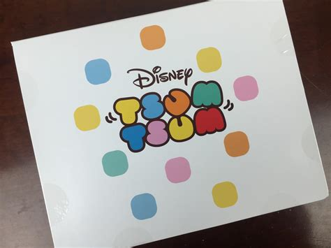 Tsum Disney Kotak Makan Hello disney tsum tsum june 2016 subscription box review hello subscription