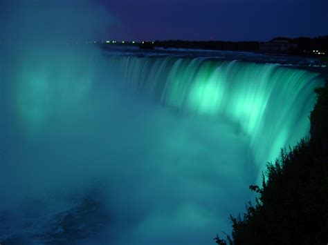 niagara falls night niagara falls hd wallpapers