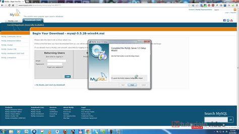 tutorial video php php development instalare server mysql pe windows