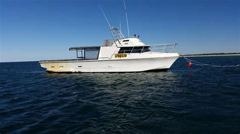 fishing boats for sale western australia harriscraft 14 3m fishing vessel commercial vessel