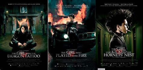 girl with dragon tattoo trilogy my horror the with the series