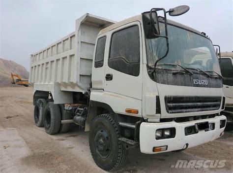 dump truck isuzu cxz dump truck tipper trucks price 163 13 658 year