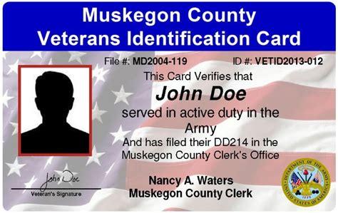 Veteran Cards