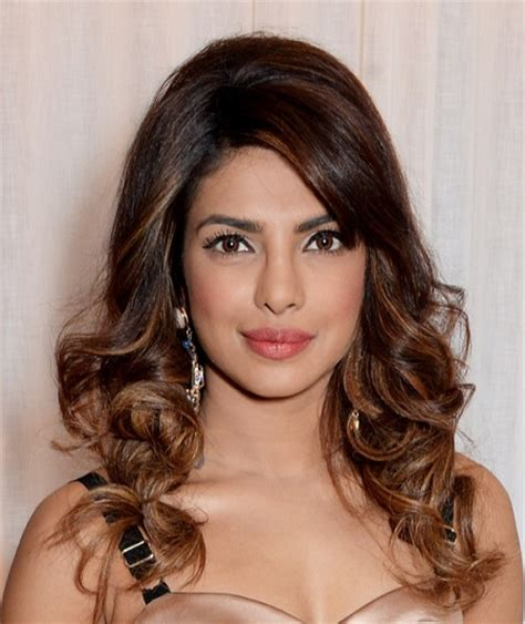 hairstyles to keep hair open priyanka chopra hairstyles for some inspiration