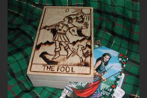make tarot cards how to make a tarot card box