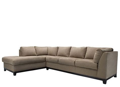 kathy ireland sectional sofa kathy ireland home wellsley 2 pc microfiber sectional