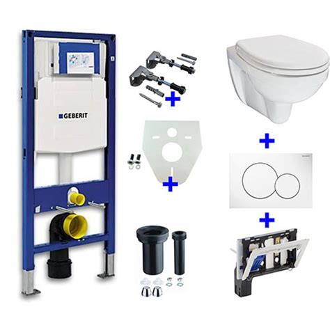 hangend toilet complete set inbouwtoilet set geberit up 320 aanbieding douche