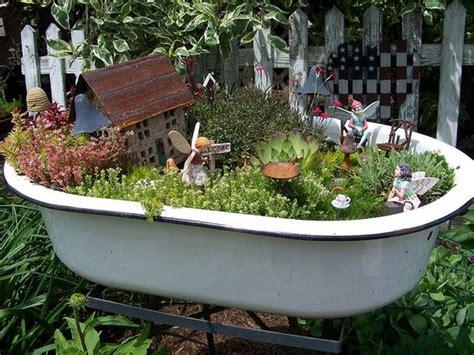 Bathtub Garden by Garden In Enamel Dish Reminds Me Of Bathtub