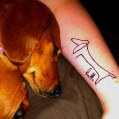 tattoo name exles the 23 coolest dachshund tattoo designs in the world