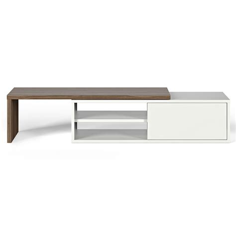 Modern Tv Table by Modern Tv Stands Move Walnut White Tv Stand Eurway