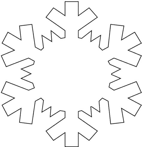 snowflakes coloring pages snowflake coloring pages