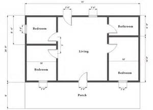 hunting cabin kit 3 bedroom log cabin plan
