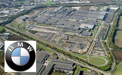 bmw regensburg fabrikasi ve motorsporlari departmani