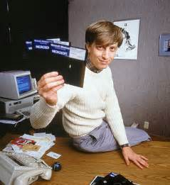 ovest collection william hentry bill gates microsoft