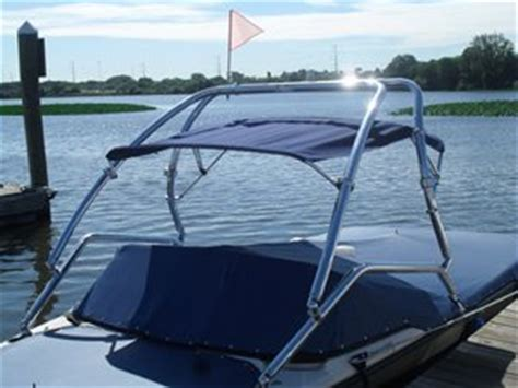 moomba boat bimini top custom bimini top wakeboard tower bimini onlyinboards