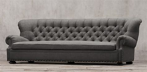 churchill sofa restoration hardware sofas rh
