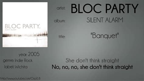 bloc banquet lyrics bloc banquet synced lyrics