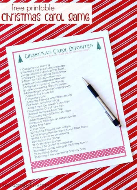 printable christmas song games search results for free printable christmas songs game