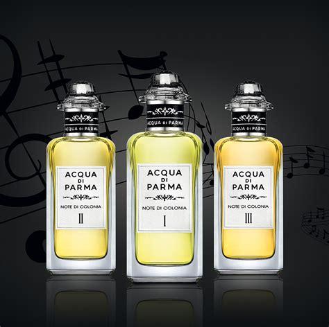 best acqua di parma for note di colonia iii acqua di parma perfume a new