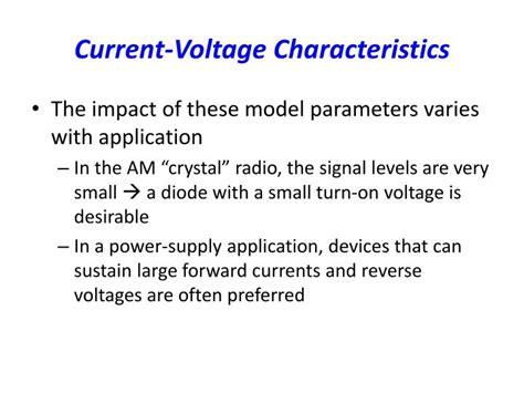 diode logic characteristics ppt lecture 4 diode led zener diode diode logic powerpoint presentation id 2771152