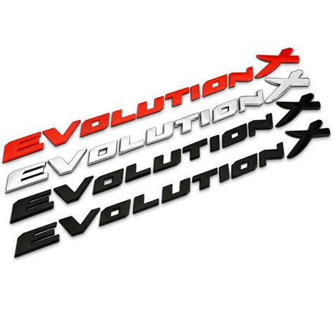 mitsubishi evo logo online buy wholesale evo x stickers from china evo x