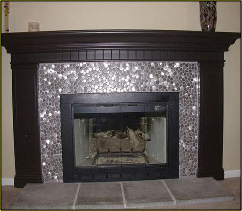 wall tiles for fireplace home design ideas