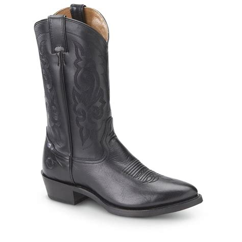 h boots s s h boots 174 12 quot work western boots 133770