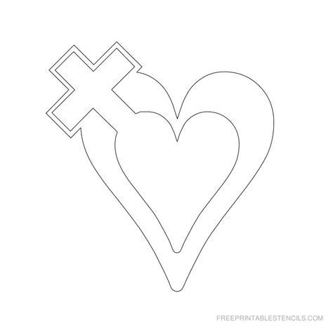 printable cross stencils printable cross stencils related keywords printable