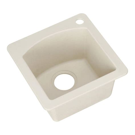 Blanco Bar Sinks by Blanco Dual Mount Granite 15 In 1 Single