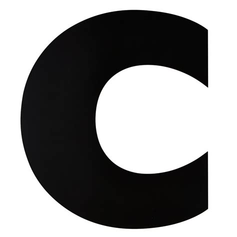 Not Giant Enough Letter C | The Land of Nod C