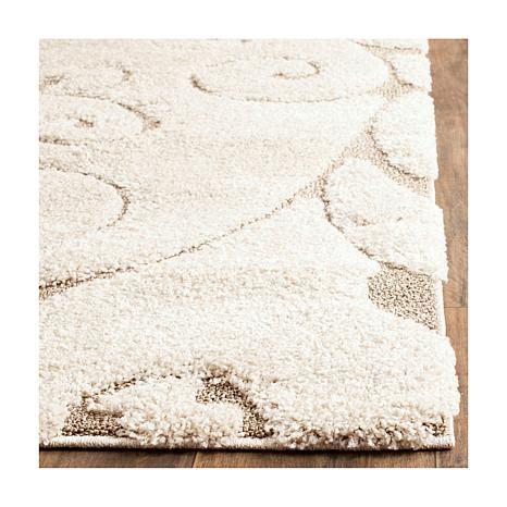 area rugs 6 x 9 safavieh florida shag area rug 10072021 hsn