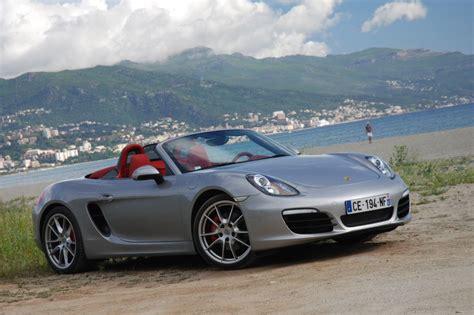 Porsche Boxster Technische Daten by Porsche Boxster Iii 981 2 7 At 265 Ps Auto Technische