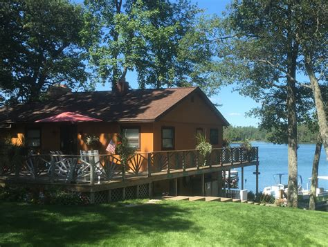 Family Vacation Cabin Rentals by Clear Lake Resort Michigan Lodging Family Vacation Resort
