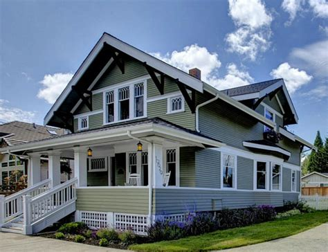 an updated craftsman for sale in bellevue hooked on houses