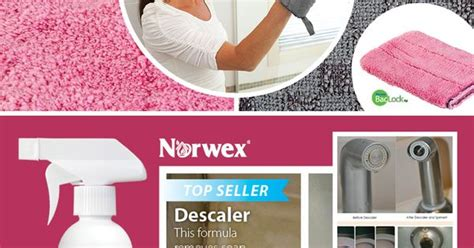 Norwex Bathroom Scrub Mitt The Norwex Heavy Duty Bathroom Scrub Mitt Quickly Removes Stubborn Dirt And Grime On Tiles