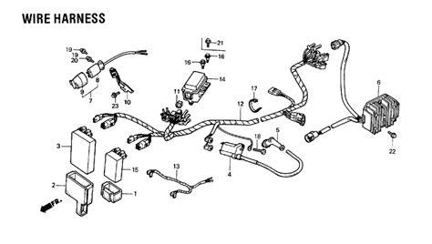 honda trx 300 wiring diagram