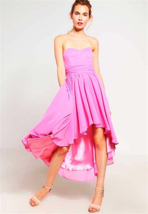 imagenes de vestidos rosas 30 vestidos color rosa largos y cortos para fiestas