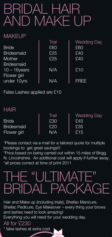 wedding hair and makeup lincoln uk bridal hair and makeup