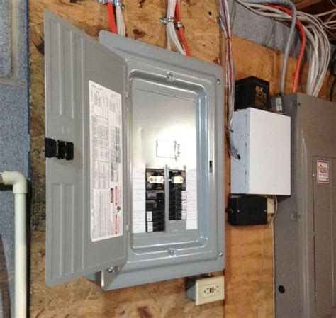 integrated circuit breaker power integrated generator backup power with an interlock kit southern chester county electric