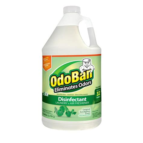 odoban 1 gal eucalyptus odor eliminator and disinfectant