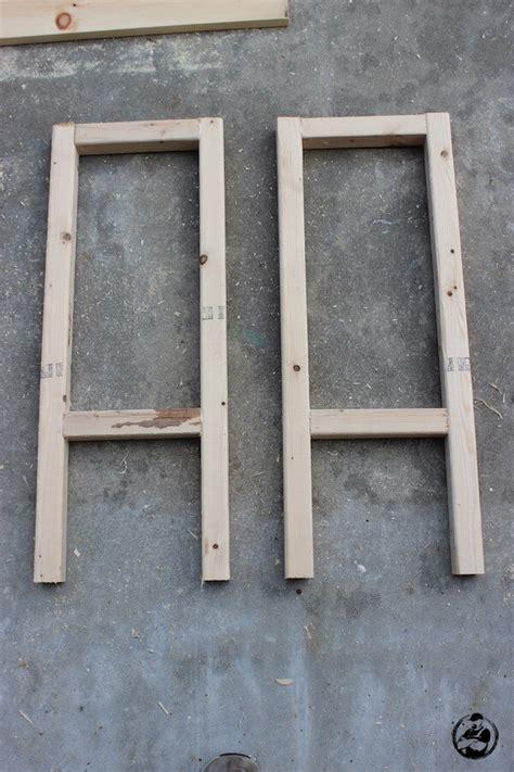 outdoor wooden bar stool plans easiest bar stools free diy plans rogue engineer