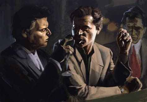 goodfellas painting goodfellas by alextzutzy on deviantart