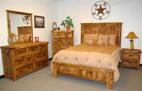 reclaimed bedroom set 5 bed dresser chest