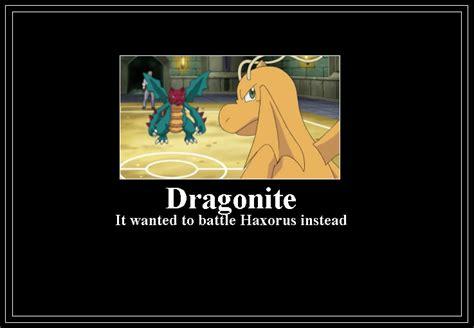 Dragonite Meme - dragonite vs haxorus meme 2 by 42dannybob on deviantart