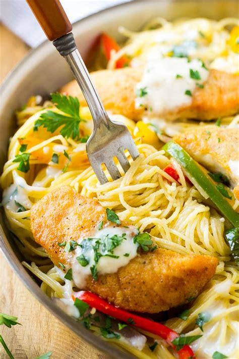 Amazing Olive Garden Scampi Sauce #6: Chicken-scampi-3.jpg