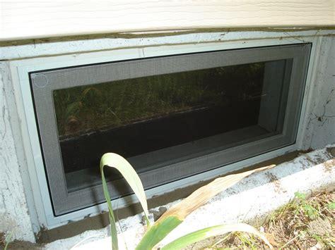 basement window replacement monarch c400a36 vinyl