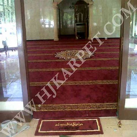 Karpet Moderno Di Malang karpet masjid al muhajirin jembawan malang hjkarpet