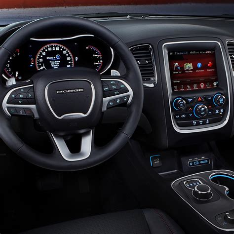 dodge durango interior 2016 2016 dodge durango review