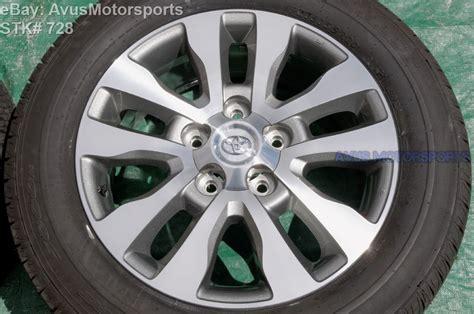 Toyota Truck Bolt Pattern 2015 Tundra 5 Lug Wheel Lug Pattern Autos Post
